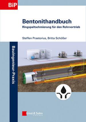 Bentonithandbuch: Ringspaltschmierung für den Rohrvortrieb