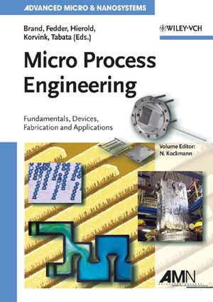 Micro Process Engineering, Volume 5 (3527312463) cover image
