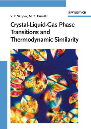 Crystal-Liquid-Gas Phase Transitions and Thermodynamic Similarity