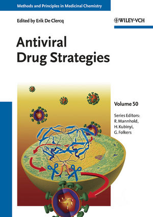 Antiviral Drug Strategies, Volume 50 (3527635963) cover image