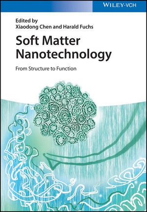 Soft Matter Nanotechnology: From Structure to Function (3527682163) cover image