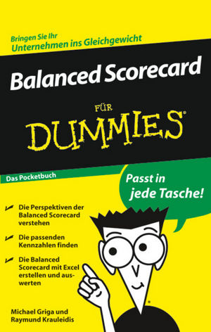 Balanced Scorecard für Dummies, Das Pocketbuch