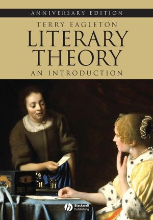 Literary Theory: An Introduction, 25th Anniversary Edition (EHEP002563) cover image