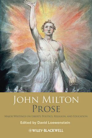 John Milton Prose: Major Writings on Liberty, Politics, Religion, and Education (EHEP002863) cover image
