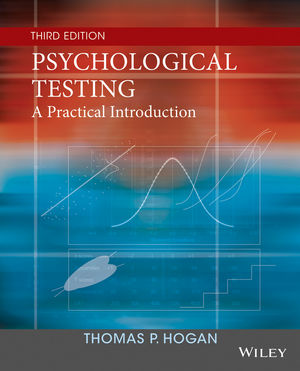 Psychological Testing: A Practical Introduction Third Edition (EHEP003063) cover image