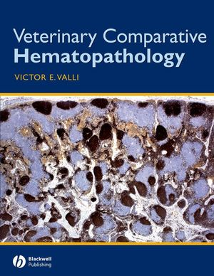 Veterinary Comparative Hematopathology (0470344164) cover image
