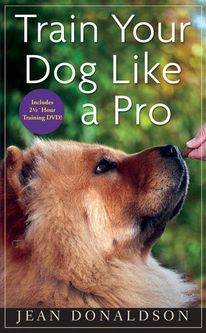 Train Your Dog Like a Pro (0470616164) cover image