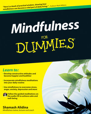 Mindfulness For Dummies (0470660864) cover image
