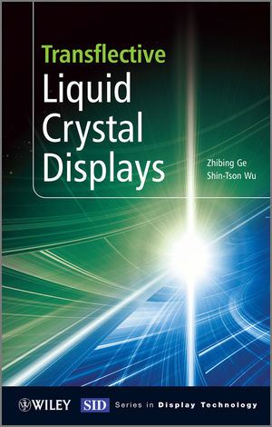 Transflective Liquid Crystal Displays (0470689064) cover image
