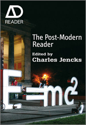 The Post-Modern Reader, 2nd Edition (0470748664) cover image