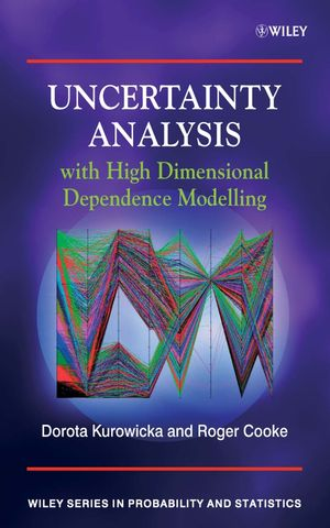 Uncertainty Analysis with High Dimensional Dependence Modelling