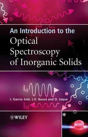 An Introduction to the Optical Spectroscopy of Inorganic Solids (0470868864) cover image