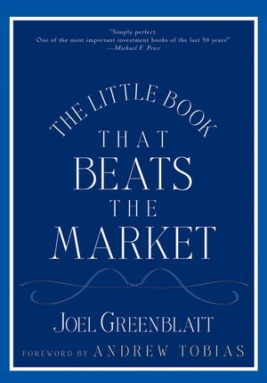 The Little Book That Beats the Market (0470893664) cover image
