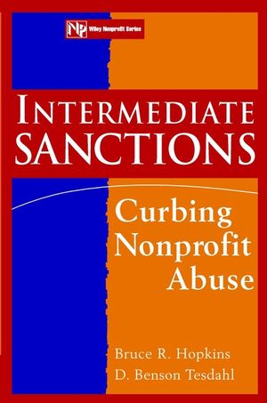 Intermediate Sanctions: Curbing Nonprofit Abuse