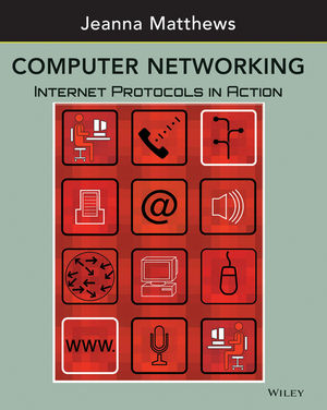 Computer Networking: Internet Protocols in Action (0471661864) cover image
