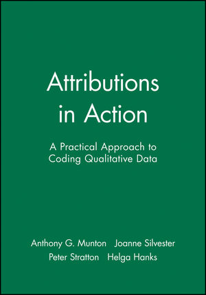 Attributions in Action: A Practical Approach to Coding Qualitative Data