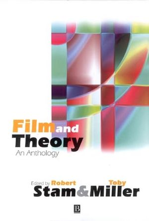 Film Theory: An Anthology (0631206264) cover image