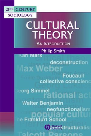 Cultural Theory: An Introduction (0631211764) cover image