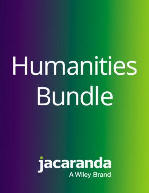 Jacaranda learnON 9 Humanities Bundle VIC (History Alive, Geography Alive, Business & Economics Alive, Civics & Citizenship Alive + myWorld Atlas)