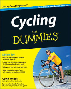 Cycling For Dummies, Australian and New Zealand Edition (0730376664) cover image