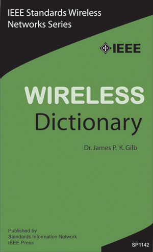 Wireless Dictionary (0738147664) cover image