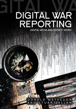 Digital War Reporting  (0745642764) cover image