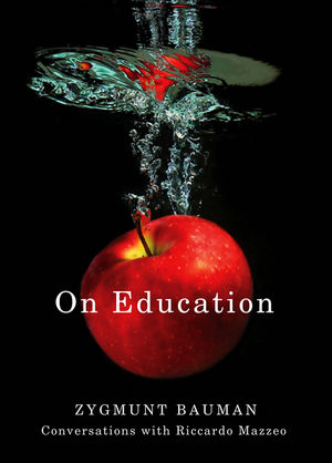 On Education: Conversations with Riccardo Mazzeo (0745661564) cover image