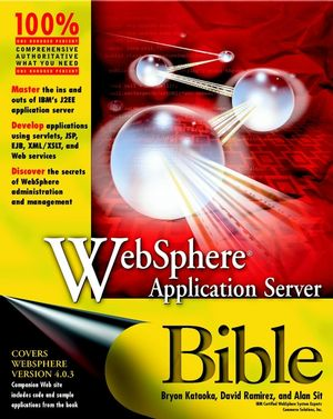 WebSphere Application Server Bible (0764548964) cover image
