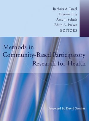 Methods in Community-Based Participatory Research for Health (0787980064) cover image