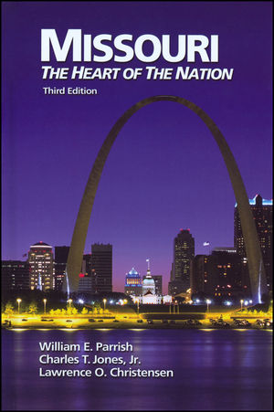 Missouri: The Heart of The Nation, 3rd Edition (0882959964) cover image