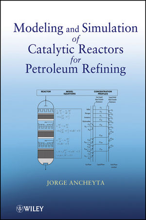 Modeling and Simulation of Catalytic Reactors for Petroleum Refining (1118002164) cover image