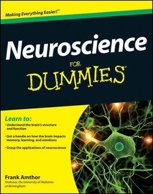 Neuroscience For Dummies (1118086864) cover image
