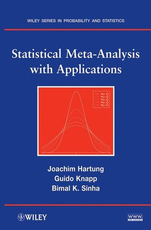 Statistical Meta-Analysis with Applications (1118210964) cover image