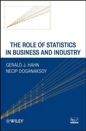 The Role of Statistics in Business and Industry (1118211464) cover image
