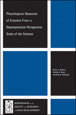 Physiological Measures of Emotion From a Developmental Perspective: State of the Science (1118459164) cover image