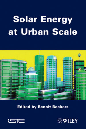 Solar Energy at Urban Scale (1118614364) cover image