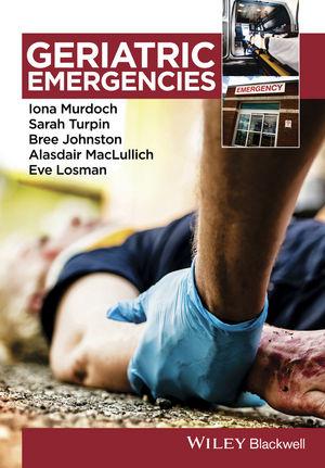 Geriatric Emergencies (1118655664) cover image