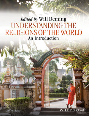 Understanding the Religions of the World: An Introduction (1118767764) cover image