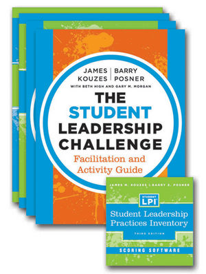 The Student Leadership Challenge Basic Facilitator Set, 3rd Edition (1118813464) cover image