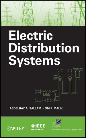 Electric Distribution Systems (1119096464) cover image