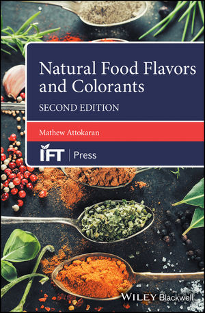 Natural Food Flavors and Colorants, 2nd Edition (1119114764) cover image