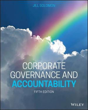 Corporate Governance and Accountability, 5th Edition