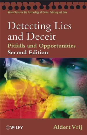 Detecting Lies and Deceit: Pitfalls and Opportunities, 2nd Edition (1119965764) cover image