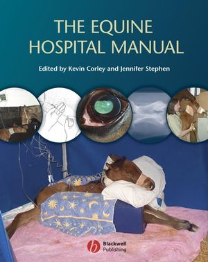 The Equine Hospital Manual (1405130164) cover image