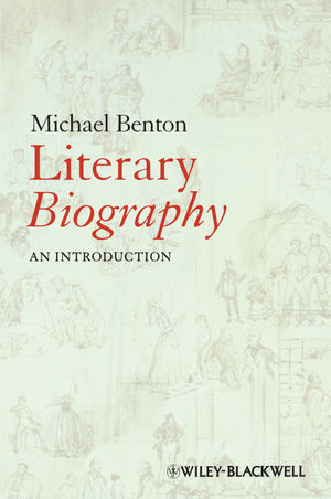 Literary Biography: An Introduction (1405194464) cover image