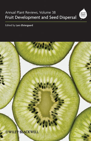 Annual Plant Reviews, Volume 38, Fruit Development and Seed Dispersal (1444314564) cover image