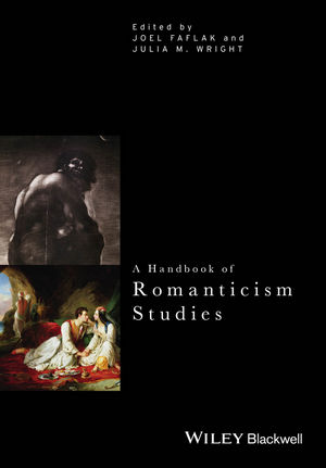 A Handbook of Romanticism Studies (1444334964) cover image