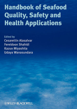 Handbook of Seafood Quality, Safety and Health Applications (1444347764) cover image