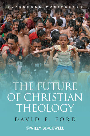The Future of Christian Theology (1444393464) cover image