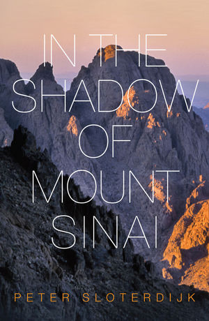 In The Shadow of Mount Sinai (1509502564) cover image